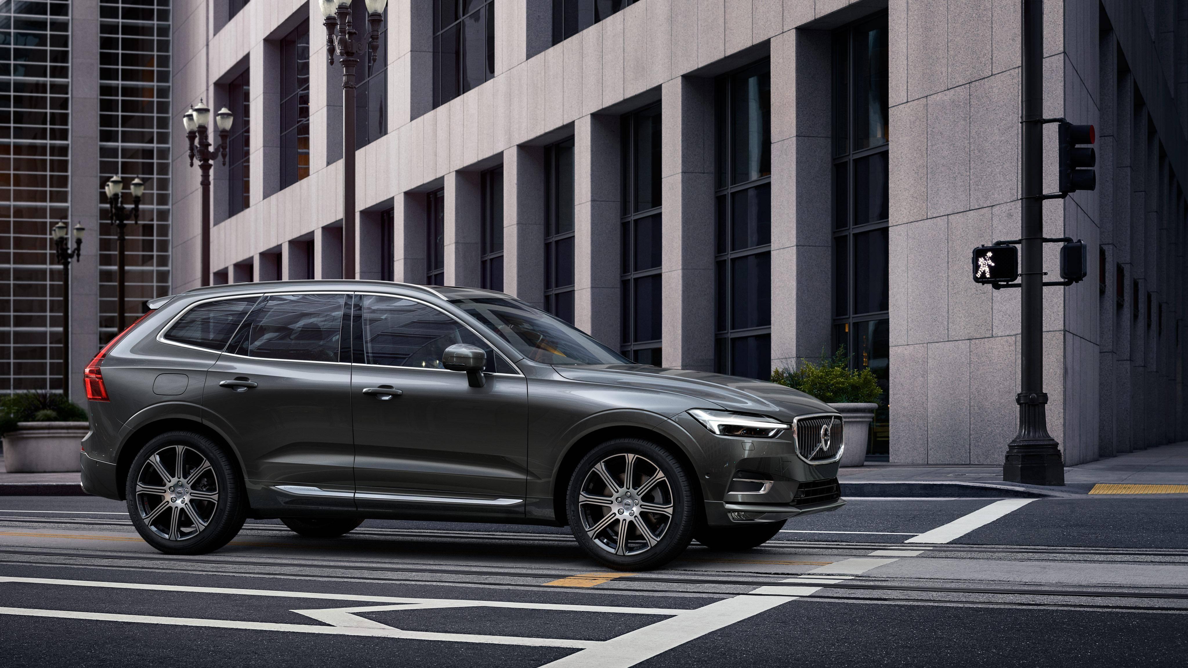 Nové Volvo XC60