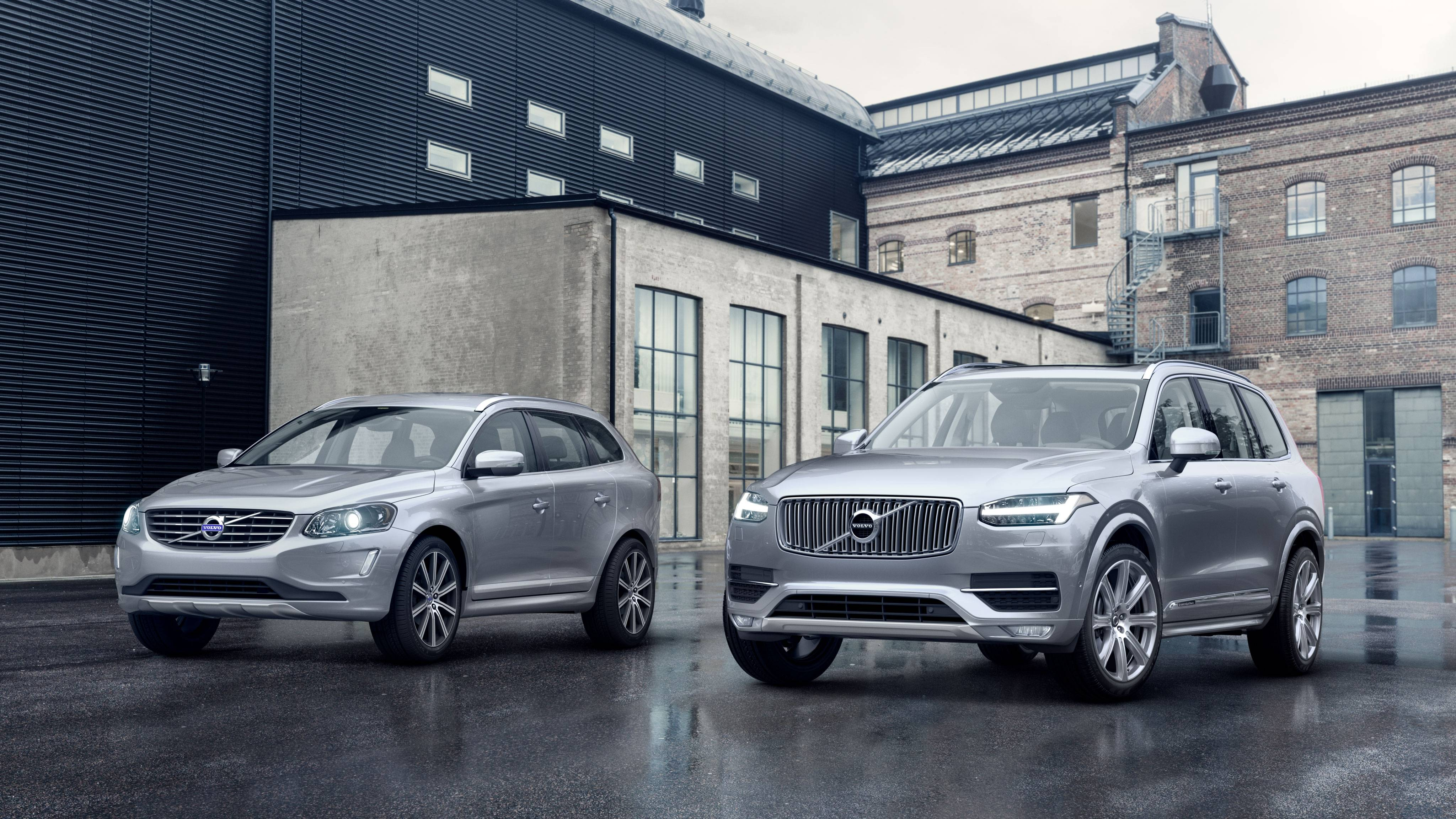 Prodej nových a ojetých vozů Volvo